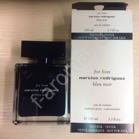 Narciso Rodriguez for Him Bleu Noir(оригинал тестер)