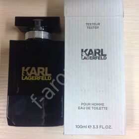 Karl Lagerfeld For Him(оригинал тестер)