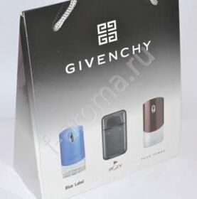 Набор Givenchy men 3x15 мл.