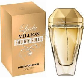 Lady Million Eau My Gold!