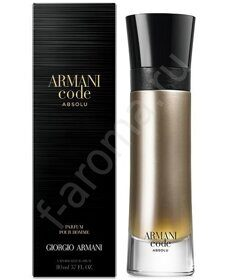 Code Absolu for men