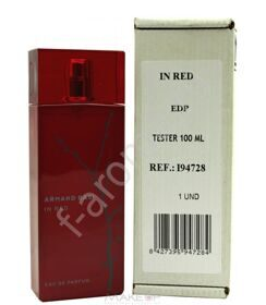 IN RED EAU DE PARFUM(тестер)